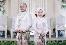 Wedding day of Surya & Mela by Namakita Planner