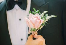 An Intimate Classic Wedding at Fullerton Hotel by Eternal Emotion Weddings
