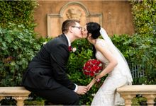 Anthea & Kallon by Our Flower Studio