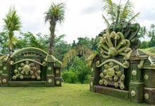 Classic Scenic Backdrops by Make A Scene! Bali