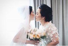 NICO & BERTA WEDDING by Berta Chandra Couture