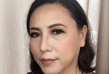 Mother of the Bride and Groom Makeup by Veronica Thamrin Makeup Artist