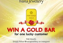 Giveaway by Ivana Jewellery