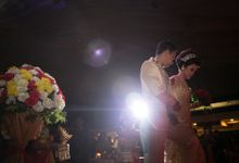 The wedding film of Anggi & Bagus by SulakPande