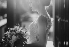 The wedding of Rico & Sara by AGVSTA by Bethania