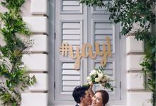 Classic Glam Wedding at The National Museum by Eternal Emotion Weddings