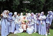 From The Wedding Regina & Kharis by CALLISTA PHOTOGRAPHY