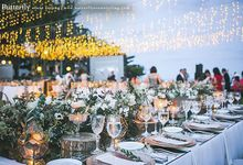 Warm and Romantic by Butterfly Event Styling