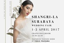 Bridestory Wedding Exhibition 1-2 April 2017 by Adelle Jewellery