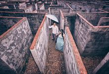 Ariel + Josie Pre-Wedding by Waynet Motion