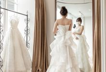Wedding Gown Collection by Catherine Wedding & Photo