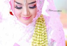 Wedding Of Andi by Ariaphotoworks