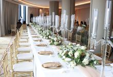 New Normal Entertainment Wedding at Westin Jakarta by Double V Entertainment by Double V Entertainment