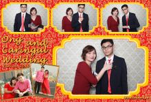 Ong - Caringal Wedding by ClickersPH