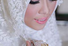 Wedding Hj. Mewah Indah Sharie by Irfan Azis Photography