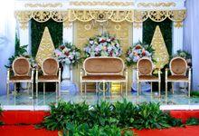 Wedding Rumahan Dan Wedding Outdoor by Fiora Fairuz Wedding (Faiqa Decoration)