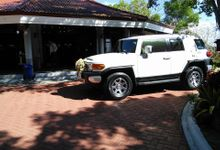 FJ Cruiser by Baybayan Bridal Cars