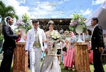 From The Wedding Fitria & Ari by CALLISTA PHOTOGRAPHY