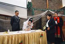 Pemberkatan Pernikahan Mario & Vegy by Moy Picture