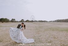 Gunawan and Vera Prewedding by LOTA by Laurencia Lolita
