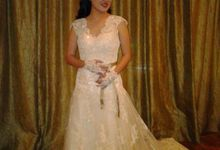 service makeup wedding  and hairdo by lala by LALA  MAKEUP&HAIRDO