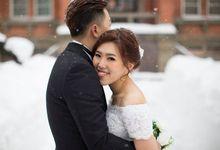 Hokkaido pre wedding  by MOD 21