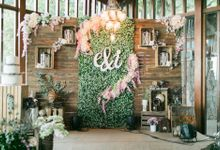 Ila & Ed - Catering - Styling - Florist and Full Wedding Planning by OVENTS by Osio's ( Catering & Wedding Planning )
