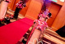 A Wedding at Hilton KL by etreehome