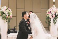 Alvin and Echa Wedding by Polar Poplar