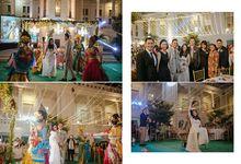 Wedding of Via and Agung by Ananda Yoga Organizer