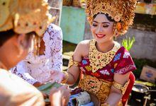 The Wedding of dr.Oka Pertama & dr. Yuni Wiandari by Ananda Yoga Organizer