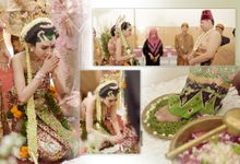 Wedding Day -  Arya & Riesta by Ennea Pictures