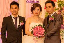 Wedding Day Of Muljadi & Monica by Edelweis Organizer