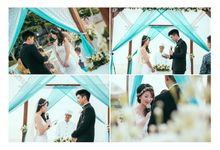 The Story of B & J by I Love Bali Photography