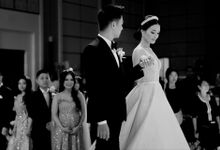 Wedding Day by Dicky - Setiadi Janet by Loxia Photo & Video