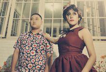 Dea & Nico by maysee potratpotret