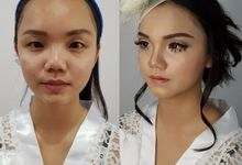 Wedding Makeup by Xihuan Style