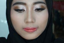 Hijab Makeup by Sasa_MakeupArtist