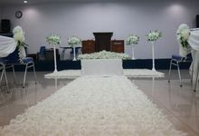 Holy Matrimony Decoration by Art of ME