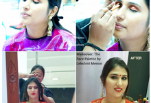 Bridal Make up by Celebrity Makeup Artsit Lekshmi Menon by Face Palette by Lekshmi Menon