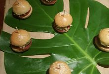 Canapes and Bar by Excelsior Bali Catering