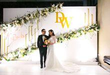 The Wedding of Darmadi & Wati by Eastern Opulence