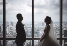 Edwin & Cicilia Wedding by NOMINA PHOTOGRAPHY