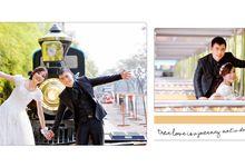 Album Tao Zhi Wen & Rina - Outdoor by CUCU FOTO BRIDAL