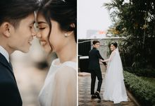 The Wedding of Michelle & Dicky by Visuel Project