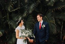 The Wedding of Christoph & Jessica by BDD Weddings Indonesia