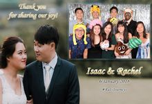 Photo Booth - Isaac and Rachel by Little Snap Productions
