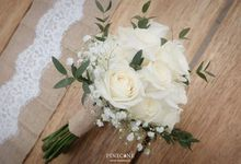 The Wedding of Anna & Arian by Pinecone Event Decoration
