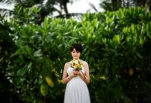 Greenery in the Garden City we call HOME by The Wedding & Co