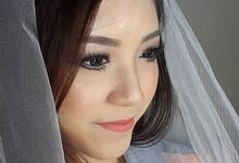 Wedding Makeup by Makeup by Debbie